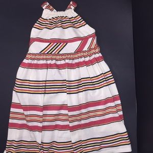 Ralph Lauren little girls striped sundress
